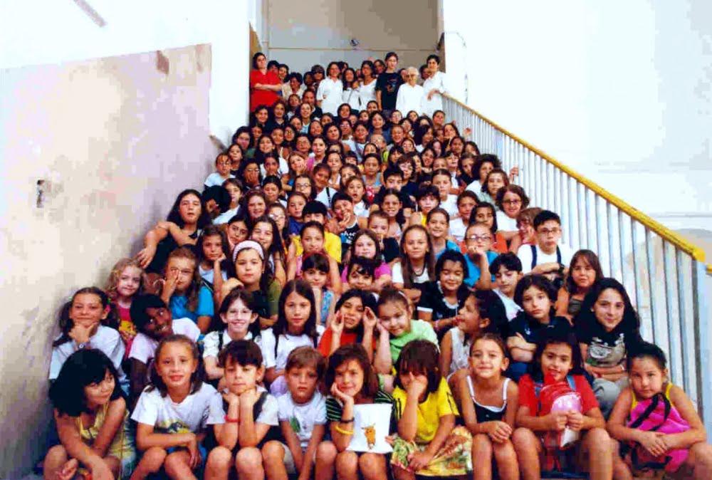 2001 - I ragazzi dell'oratorio del carmine