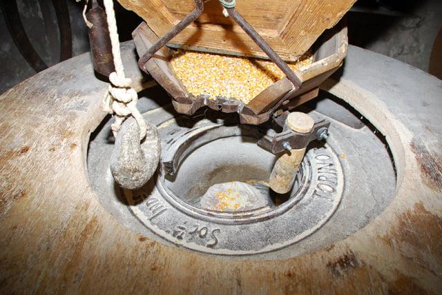 macinazione del grano