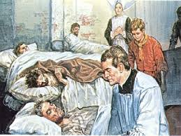 malati di colera